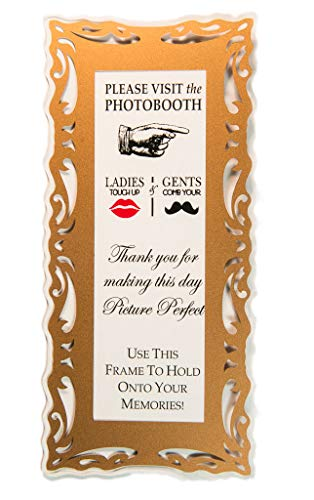 Photo Booth Magnetic Frames for 2