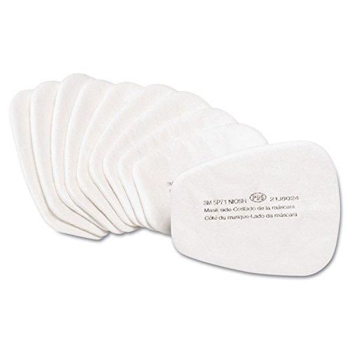 3M Particulate Filter P95 Respiratory Protection, 5P71/07194(AAD), 10/Box by 3M