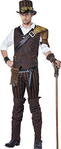 Calif (Victorian Adventurer Costume)