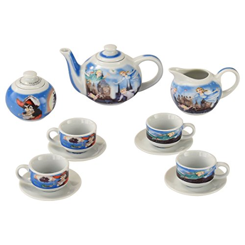 Cardew Design PET911 PETER PAN Miniature Collector's Tea Set