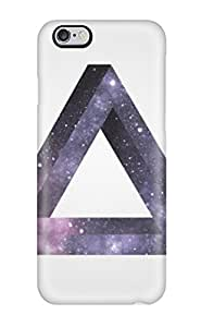 Brand New 6 Plus Defender Case For Iphone (3d Triangle)