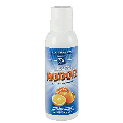 3X:Chemistry 46808 Nodor Active Odor Eliminator, 8 oz. Pump