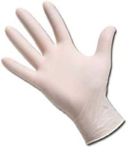 558841CA - Positive Touch Non-Sterile Latex Exam Gloves, Small. REPLACES ZGPFLSM.