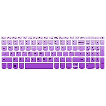 Keyboard Cover Compatible Lenovo IdeaPad 320/330/330s 340s 520 720s 130 S145 L340 S340 15.6 inch, IdeaPad 320/330 17.3 inch, IdeaPad 520 15.6 inch ...