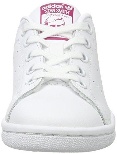 Enfant Mixte Pink Blanc Smith Stan Footwear White Bold White Footwear adidas Baskets xT6IIZ