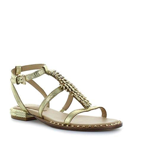 1fcdb11a Venta caliente 2018 Zapatos de Mujer Sandalia Pixel Dorada Ash Primavera  Verano 2018