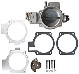 Professional Products (69733) 101mm Satin Throttle Body for Chevrolet/GM LS2