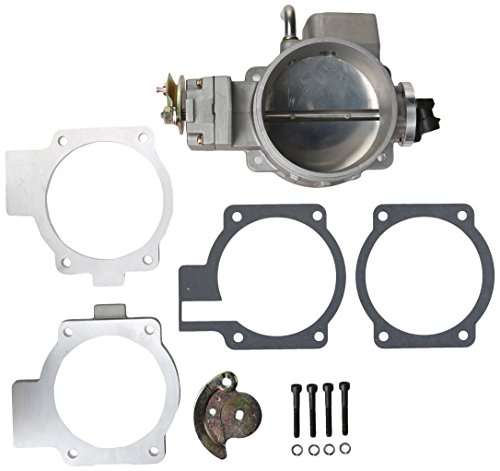 Satin Throttle Body - Professional Products (69733) 101mm Satin Throttle Body for Chevrolet/GM LS2