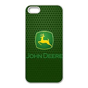 Fashionable Case John deere for iPhone 5, 5S WASXC8401092