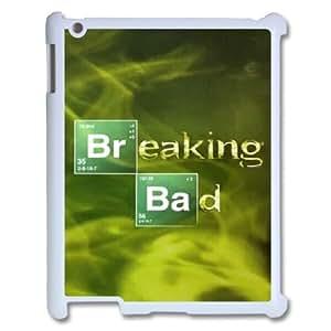 Breaking Bad Unique Design Cover Case For Ipad 2/3/4 Case TPUKO-Q779695