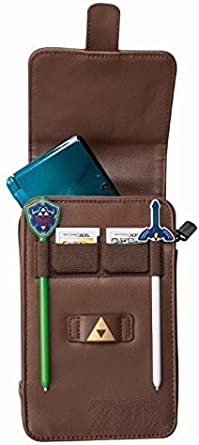 Oferta amazon: PowerA - Estuche De Transporte Legend Of Zelda: Adventurer (Nintendo 3DS Xl/3DS/DSI Xl/DSI)