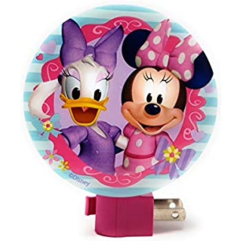 Amazon Com Minnie Mouse And Daisy Duck Night Light Baby