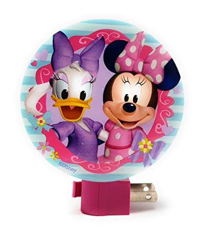 Minnie Mouse and Daisy Duck Night Light