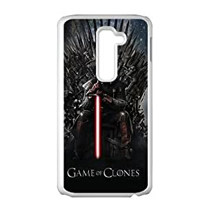 HUAH Game of clones dark warrior Cell Phone Case for LG G2 by icecream design