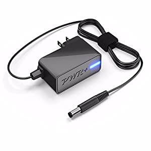 [UL Listed] Pwr+ Extra Long 6.5 Ft AC Power-Adapter 12V Rapid Charger for Western-Digital Wd My Book Dual-Option USB External-Hard-Drive HDD Cord