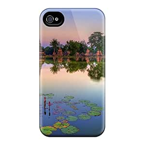 Protective Cases With Fashion Design For Iphone 6 (sukhothai Historical Park)