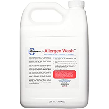 Image of Home and Kitchen Allergen Wash Laundry Detergent 128 oz.