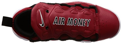 Red Money Basse Gym Uomo Scarpe 001 Ginnastica White Rosso NIKE Black da More Air AEqxwn6av