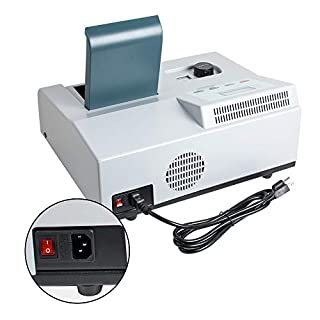 Visible Spectrophotometer scenstar 6nm 721 Lab Equipment 350-1020nm 110V 60HZ Wavelength Range Spectrophotometer…