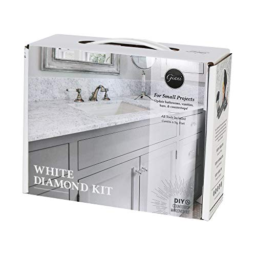 Small Project Paint Kit White Diamond