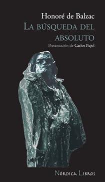 La búsqueda del absoluto par de Balzac