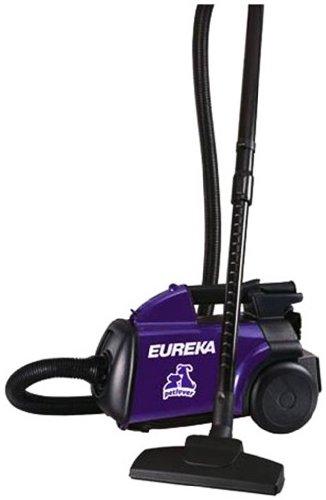 Eureka Mighty Mite Pet Love Canister Vac (Filter 12 Vacuum Hepa Amp)