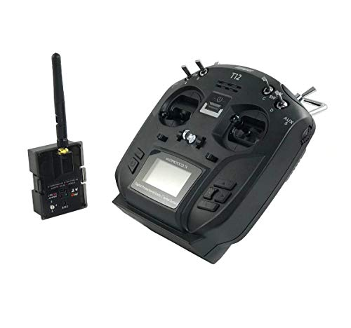 Jumper T12 2 4G 12 Channel OpenTX Multi-Protocol Transmitter Hall