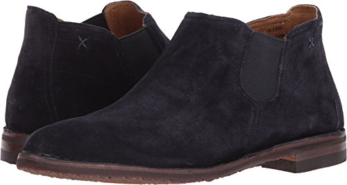 Navy Boots Womens Almond Fashion Toe Trask Ankle allison Suede Suede 1Bww8xAU