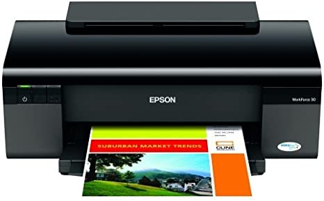 Epson WorkForce 30 Color Inkjet Printer (C11CA19201)