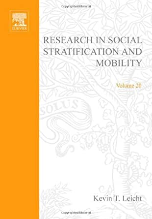 social stratification mobility essay Online social class and inequality essay example free sample essay on social class and inequality buy custom essays, research papers in really democratic society the social mobility is possible and occurs now and then.