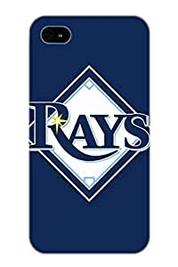 UgOjrq-2133-QDkPw Baseball Tampa Bay Rays 1 Protective Case Cover Skin/iphone 4/4s Case Cover Appearance
