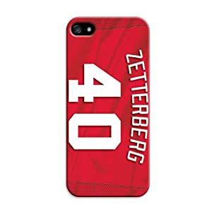 iphone 5c Protective Case,Fashion Popular Detroit Red Wings Designed iphone 5c Hard Case/Nhl Hard Case Cover Skin for iphone 5c