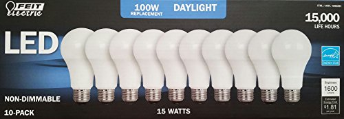 100 Watt Led Light Bulbs For Home - 7