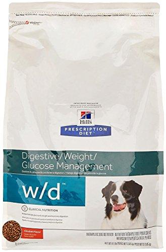 Hill's Prescription Diet w/d Canine Low Fat - Glucose Management Gastrointestinal