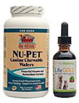 Pet Wellbeing - Cancer Support Kit - For Dogs