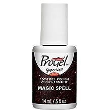 SUPERNAIL Progel Nail Lacquer, Magic Spell, 0.5 fl. oz.