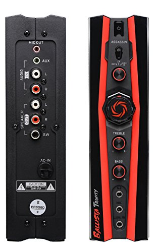AVerMedia Ballista Trinity Gaming PC Speakers, 2.1 Sound System Speakers, 77 Watts, 3 Way Satellite Speakers (GS315) by AVerMedia (Image #5)