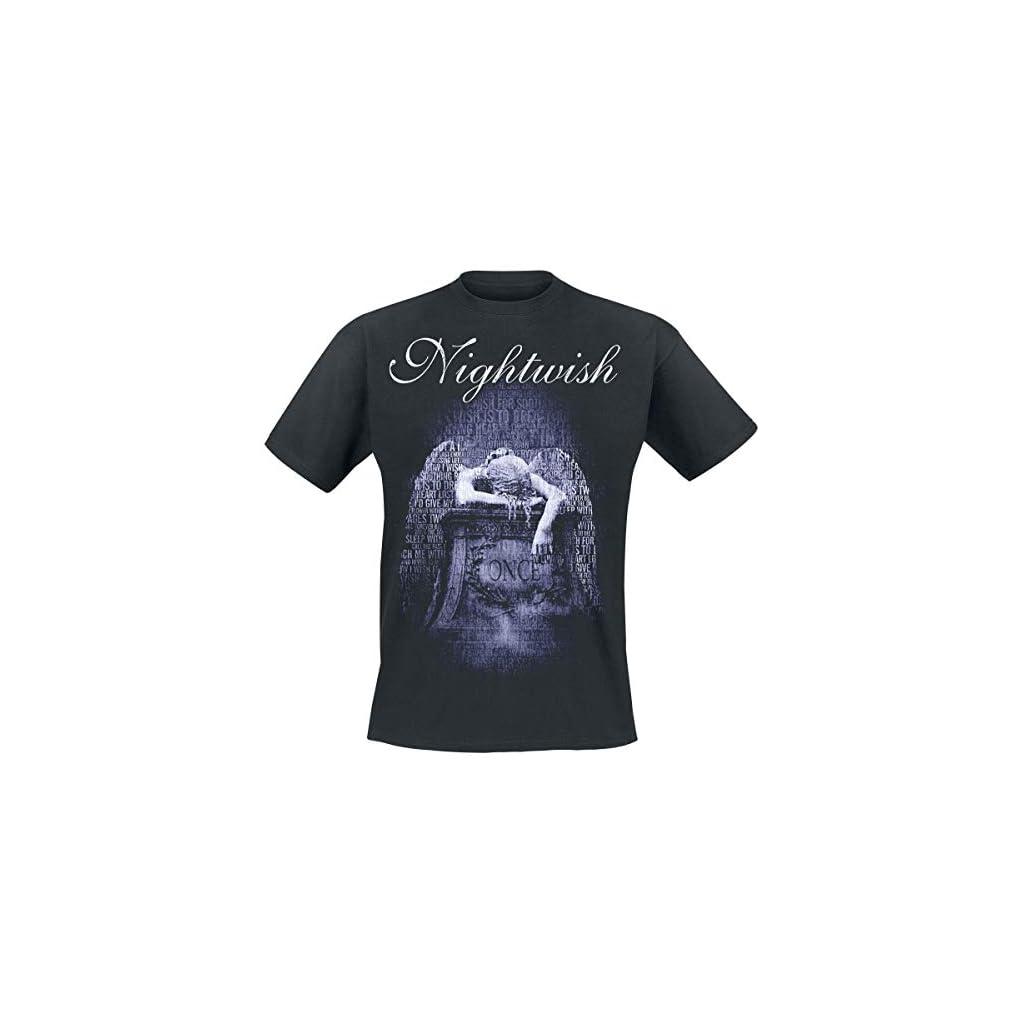 Camiseta Nightwish Once