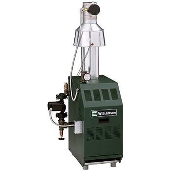 Williamson Gwa 105 N T S2 Gwa 105 000 Input Natural Gas Hot Water Boiler Ducting Components