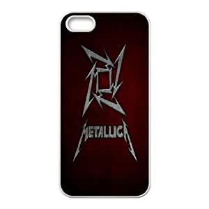Metallica CUSTOM Cover Case For Iphone 6 4.7 Inch Cover LMc-70966 at LaiMc