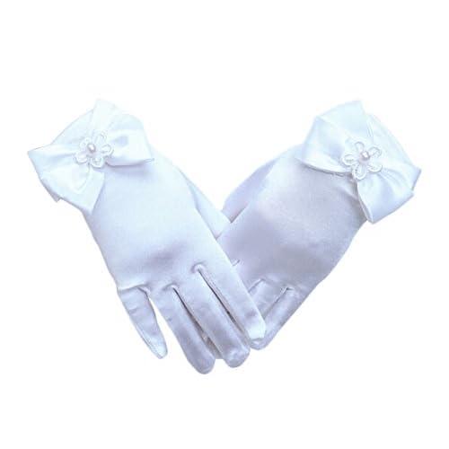 4c298c55 En venta doitsa 1 par guantes largos niña flor guantes de niños ...