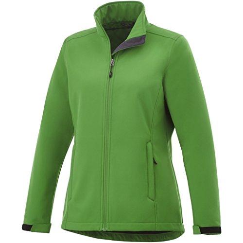 Verde Elevate softshell Helecho mujer Maxson Chaqueta para vO1OUSP
