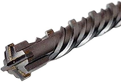 SDS-Plus Béton Perceuse 13 mm x 350 mm QUADRO Perceuse Marteau Perceuse Foret de maçonnerie