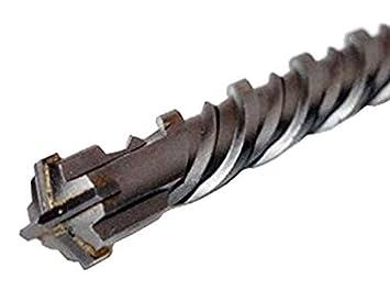 5,5 x 310 mm SDS Plus Bohrer Steinbohrer Hammerbohrer Betonbohrer vierschneidig