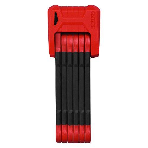 Abus Bordo GRANIT X Plus 6500/85cm (33.46 in) red - Folding...