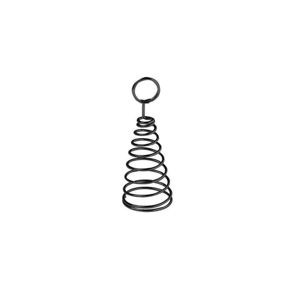 American Metalcraft (MHSB7) 6'' Spiral Number Holder