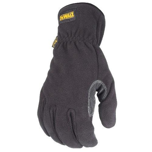 DeWalt DPG740L Mild Condition Fleece Cold Weather Work Glove, Large