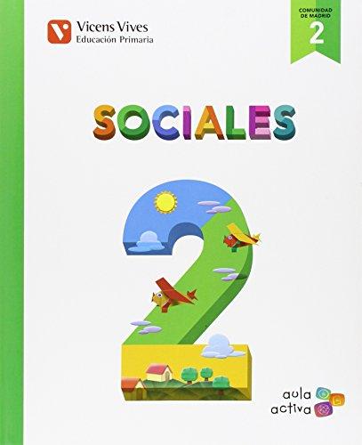 Descargar Libro Ep 2 - Sociales - Aula Activa Aa.vv.