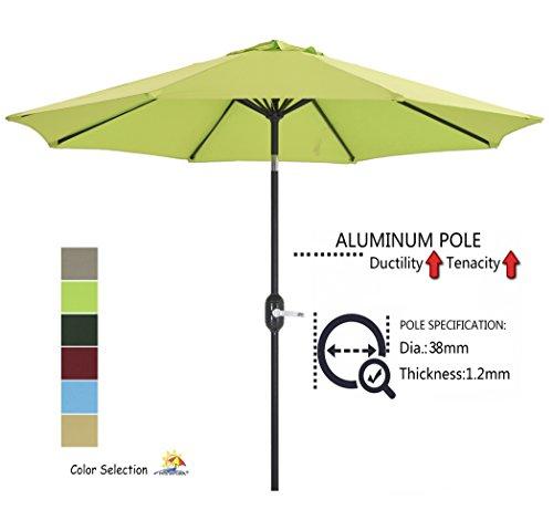 Patio Watcher Aluminum Umbrella Button