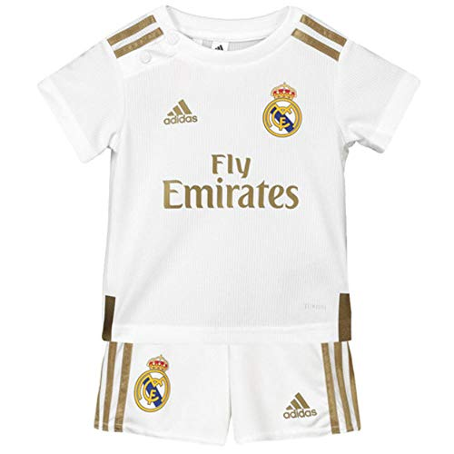 adidas 2019-2020 Real Madrid Home Baby Kit